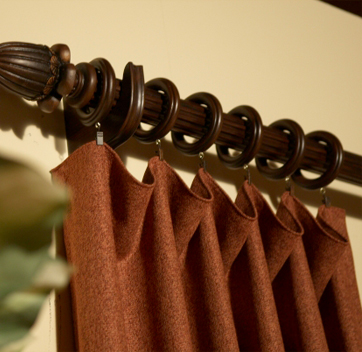 Image Result For Triple Curtain Rod