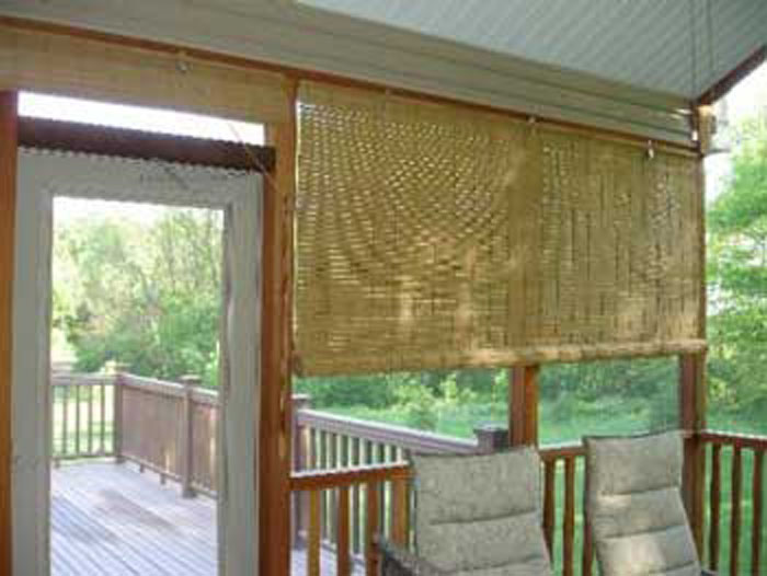 Bamboor Outdoor Chick Blind