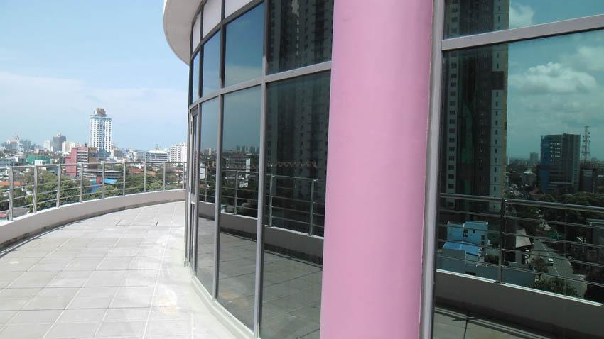 Sun Control Window Glass Films, Sun films, Reflective sun control