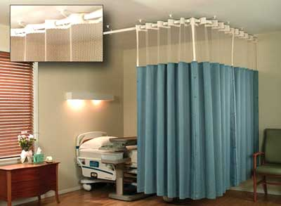 Hospital Bed Curtain Tracks Hospital Bathroom Curt