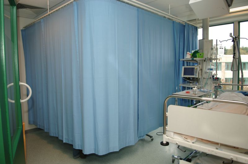 Hospital Bed Curtain Tracks Hospital Partition Curtains