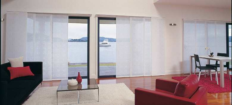 Panel Track Blinds Panel Glide Blinds Blinds Online