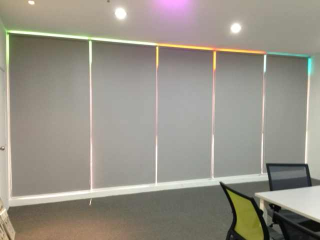 Blackout Roller Blinds for window furnishinig
