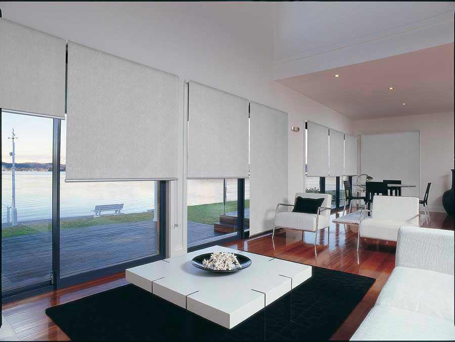 Blackout Roller Blinds for window